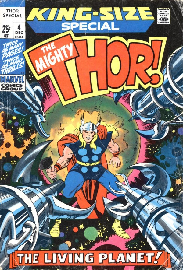The Mighty Thor Annual #4