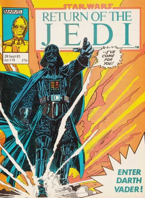 Return of the Jedi Weekly #119