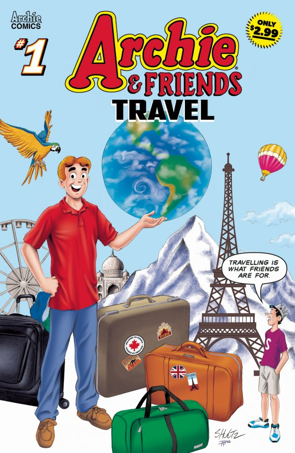Archie & Friends: Travel #1