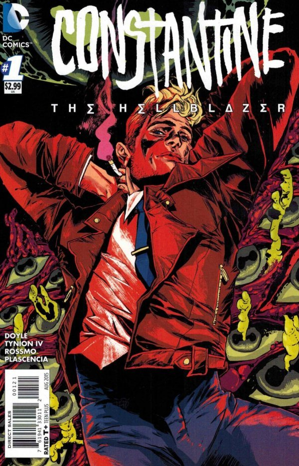 Constantine: The Hellblazer #1