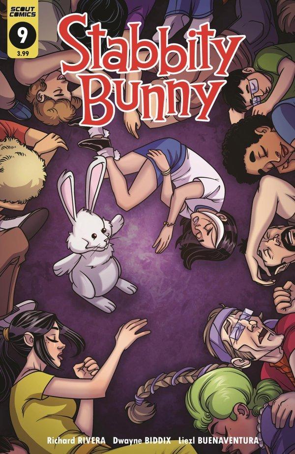 Stabbity Bunny #9