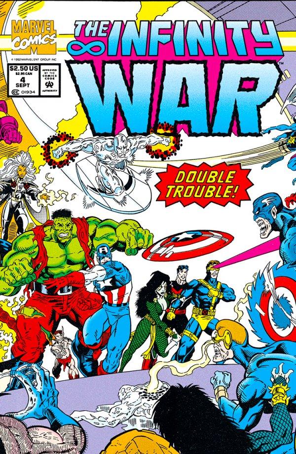The Infinity War #4