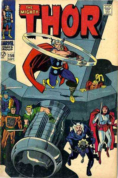 The Mighty Thor #156