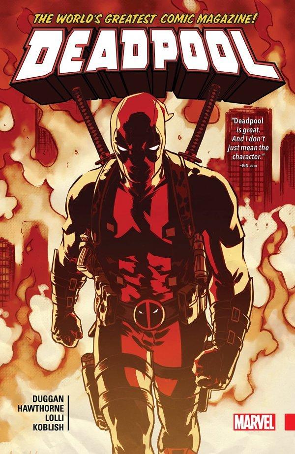 Deadpool: World's Greatest Vol. 5 HC