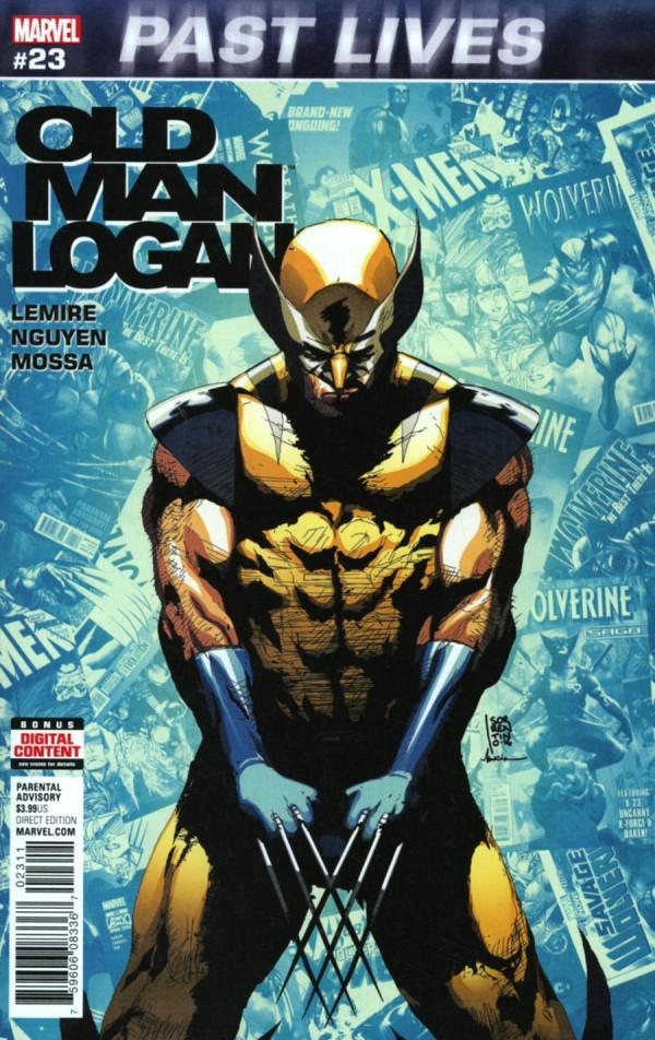 Old Man Logan #23