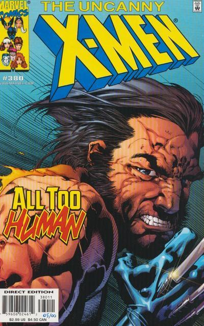 Uncanny X-Men #380
