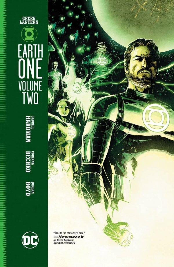 Green Lantern: Earth One Vol. 2 HC