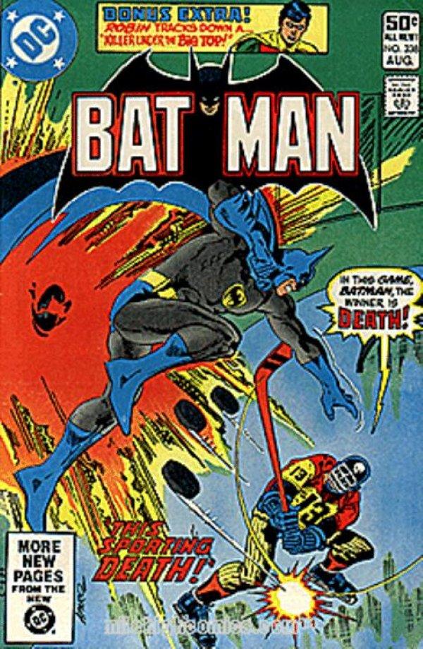Batman #338