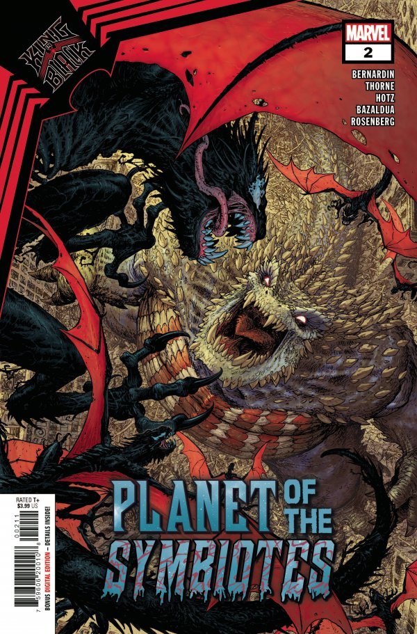 King in Black: Planet of the Symbiotes #2