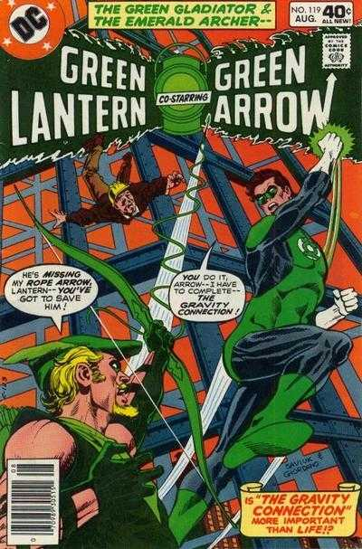 Green Lantern #119