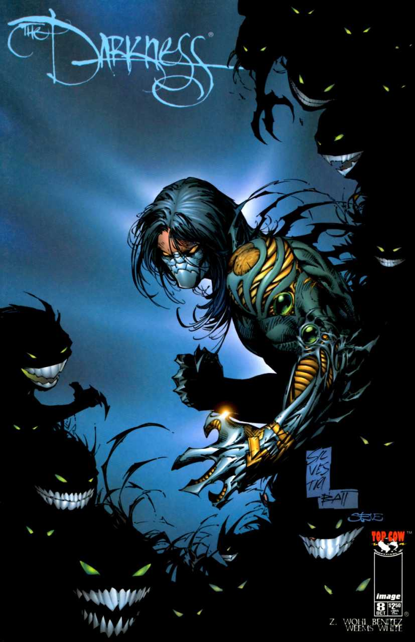 The Darkness #8