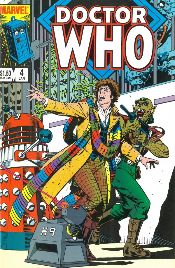 Doctor Who #4