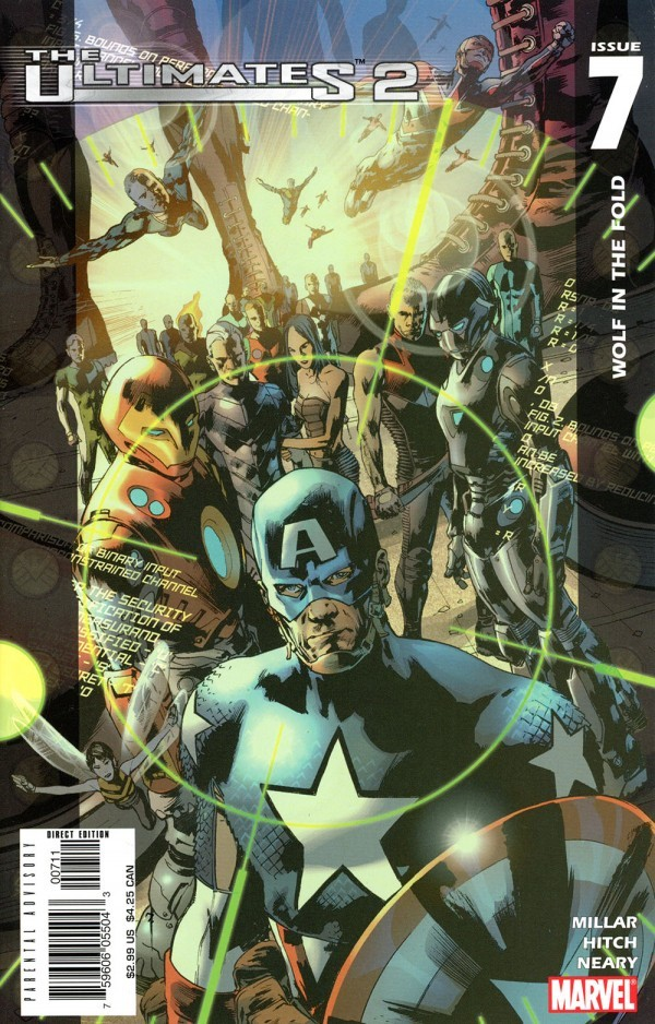 The Ultimates 2 #7
