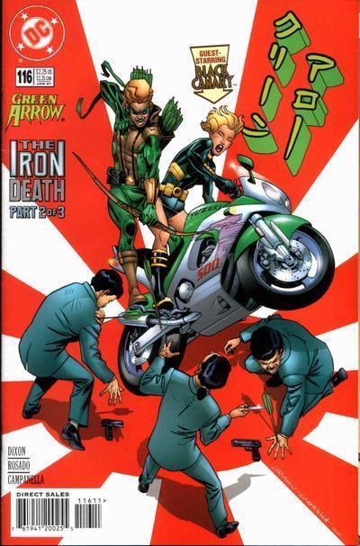 Green Arrow #116