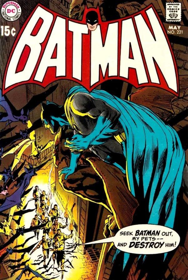 Batman #221