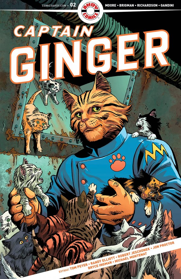 Captain Ginger #2