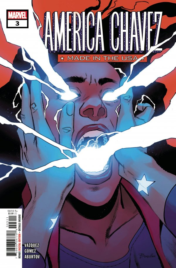 America Chavez: Made in the USA #3