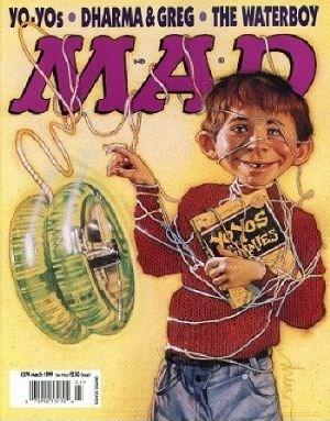 Mad Magazine #379