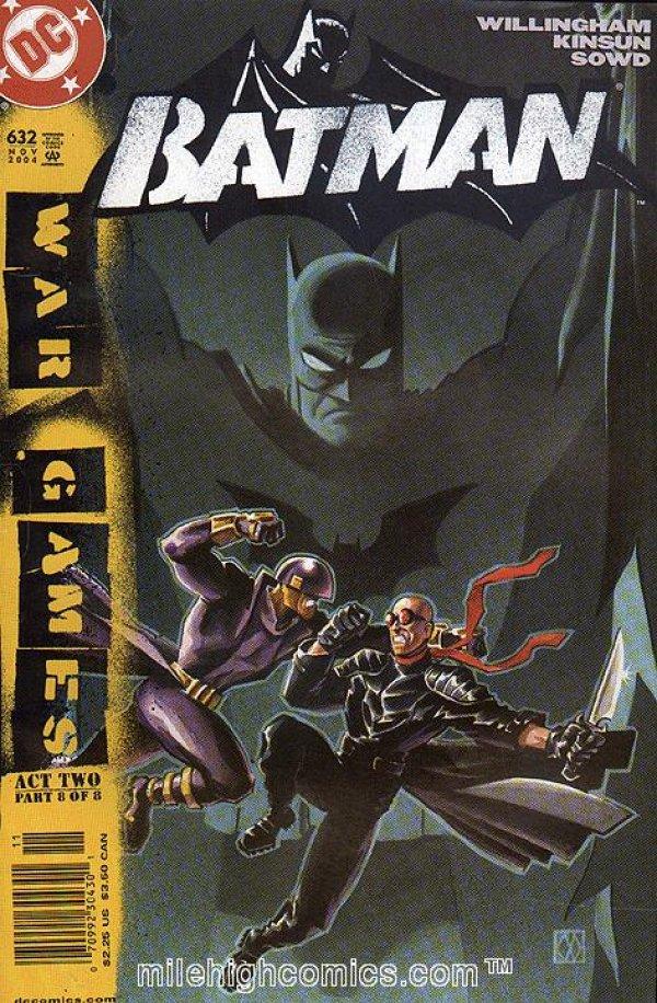 Batman #632