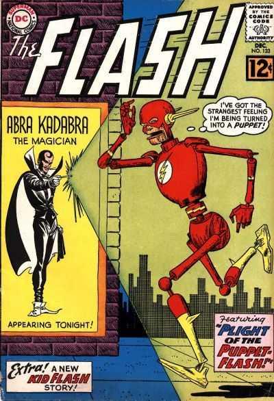The Flash #133
