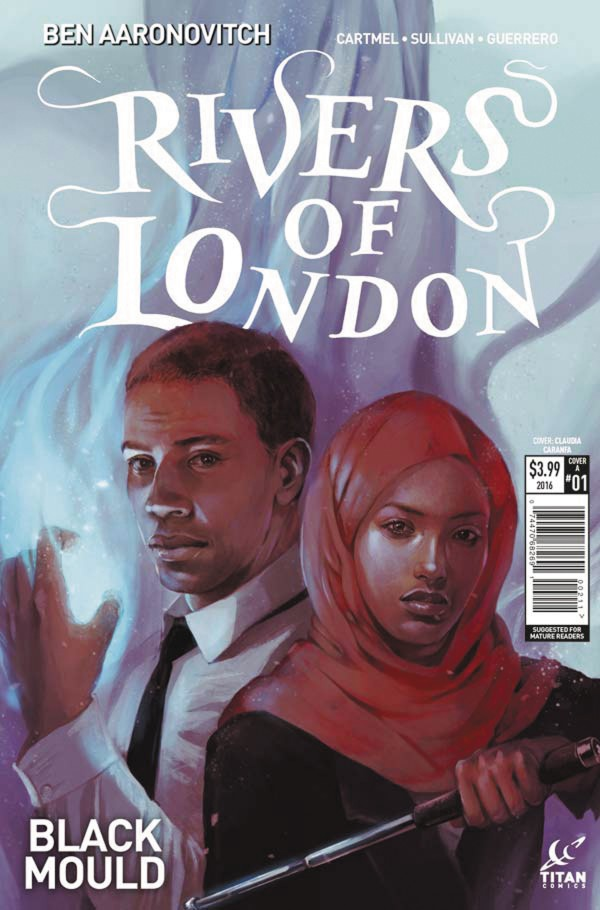 Rivers of London: Black Mould #1