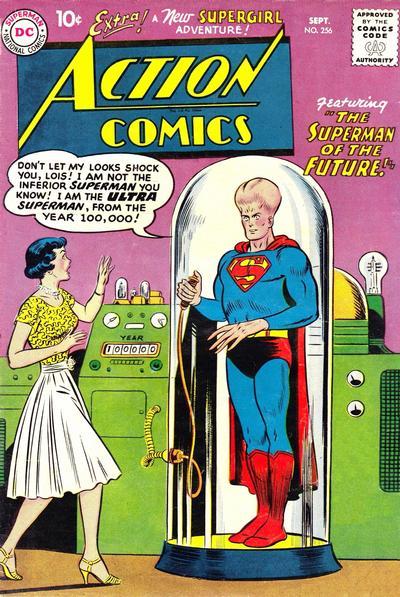 Action Comics #256