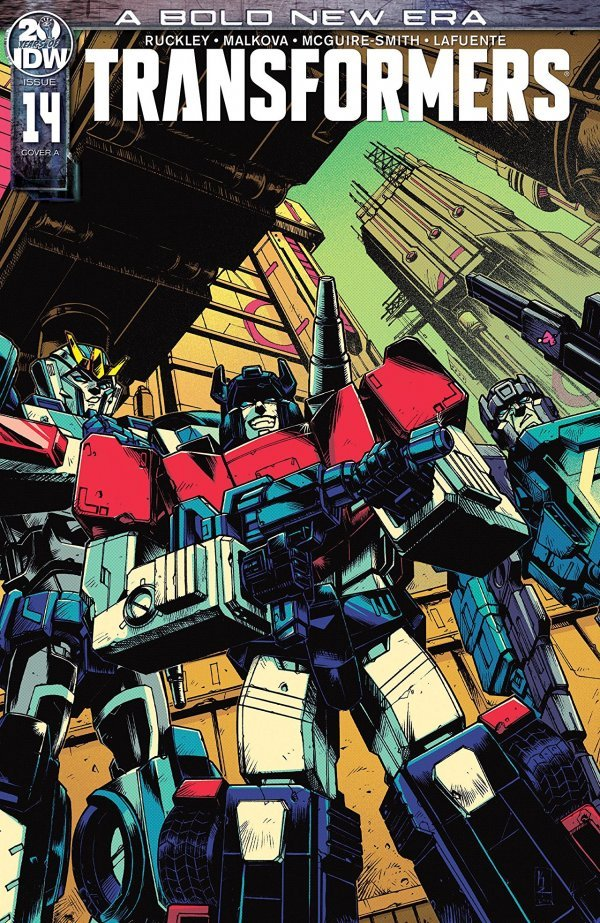 The Transformers #14