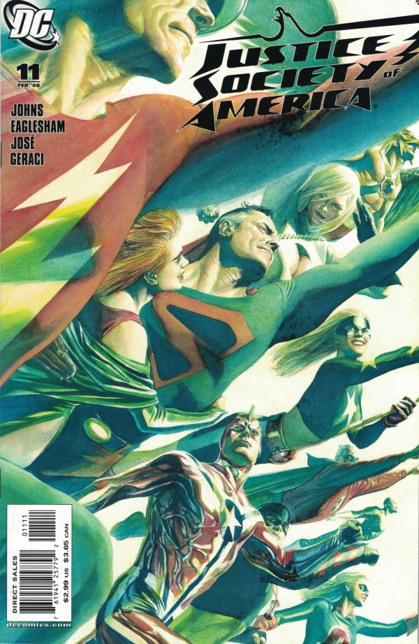 Justice Society of America #11