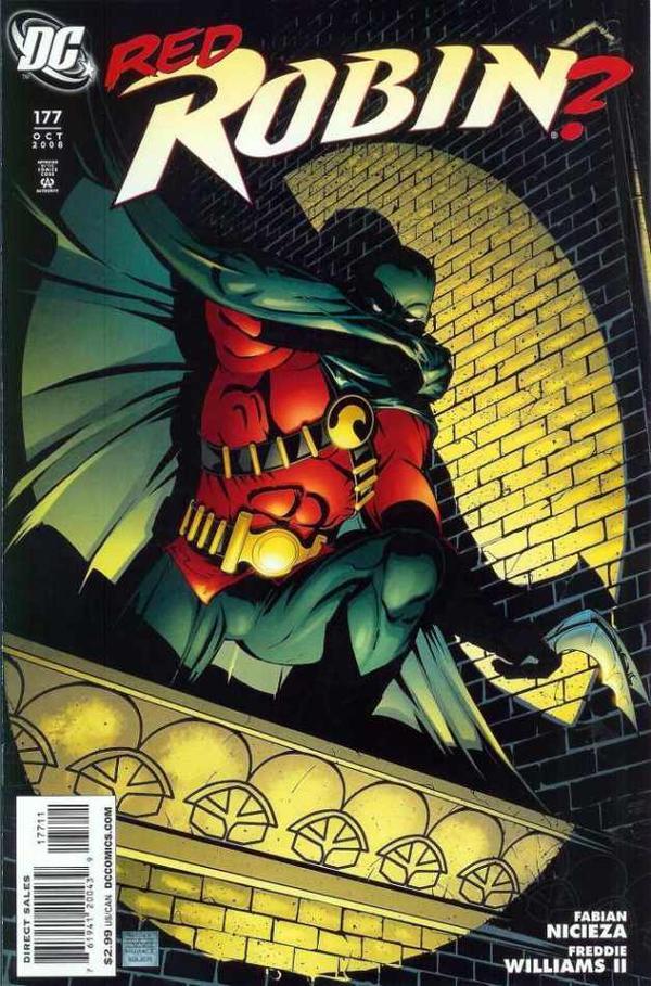 Robin #177