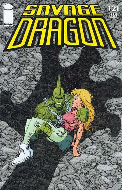 Savage Dragon #121