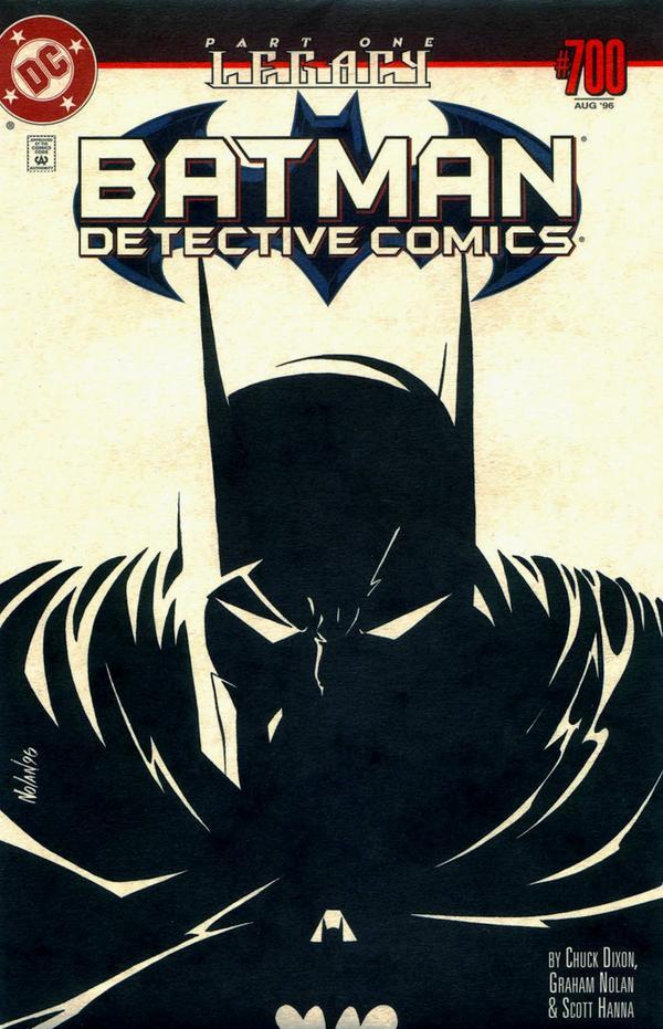 Detective Comics #700