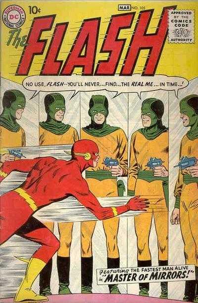 The Flash #105