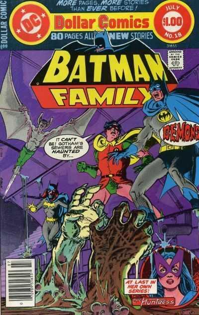 The Batman Family #18