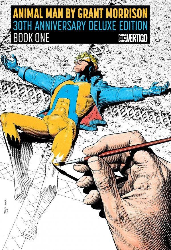 Animal Man Book One 30th Anniversary Deluxe Edition Reviews