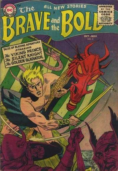 The Brave and the Bold #2