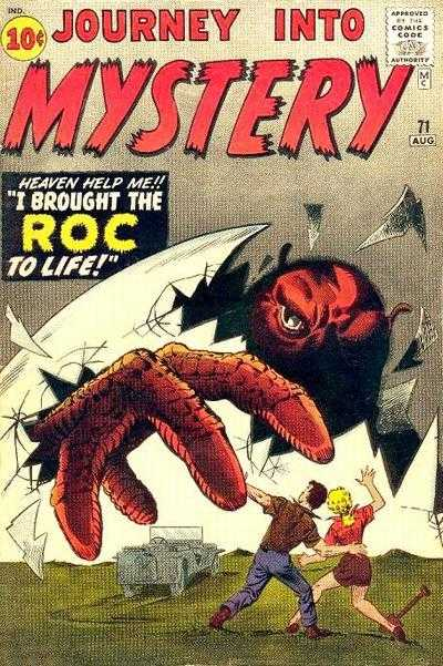Journey into Mystery #71