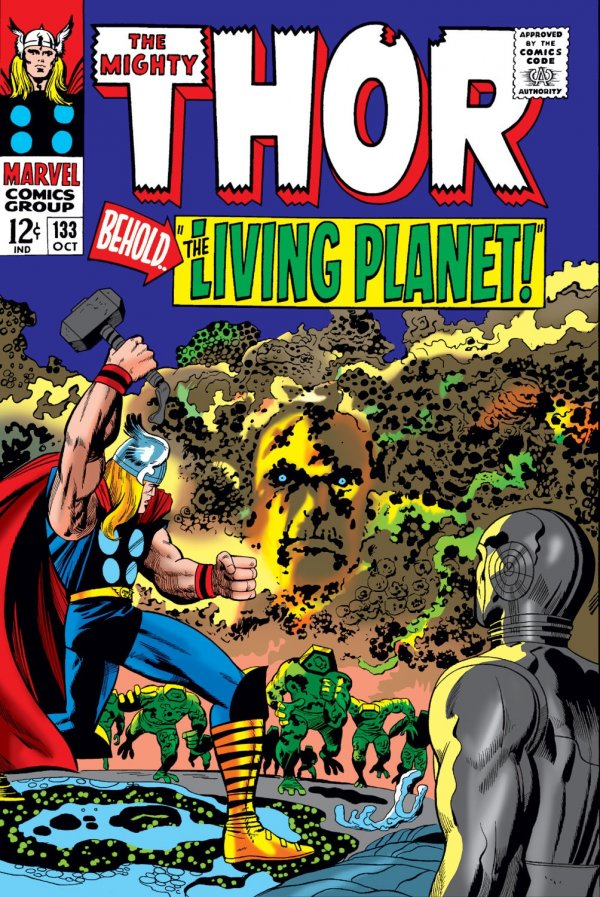 The Mighty Thor #133