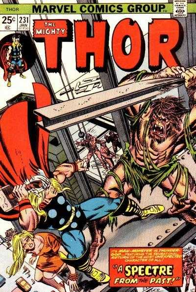 The Mighty Thor #231