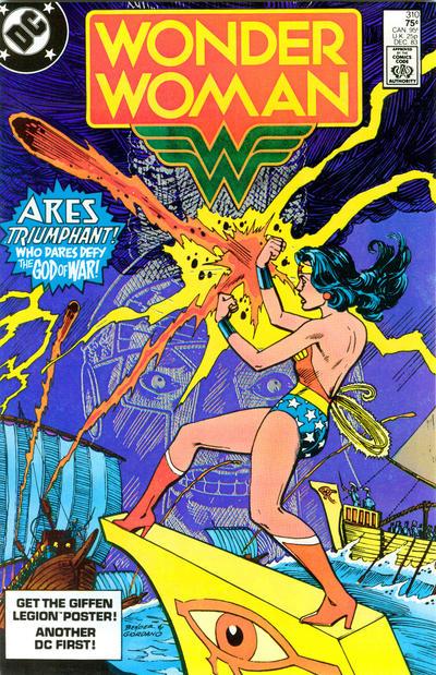Wonder Woman #310
