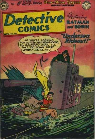 Detective Comics #189