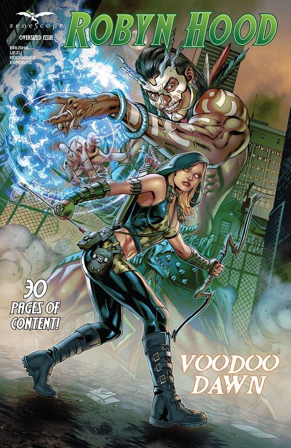 Robyn Hood: Voodoo Dawn #1