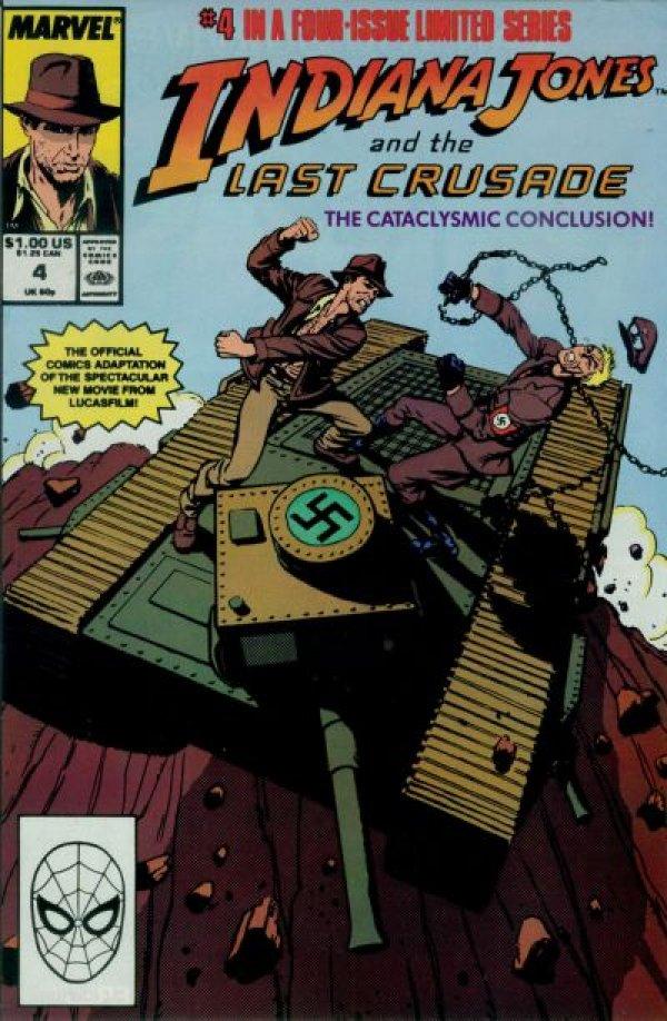Indiana Jones and the Last Crusade #4