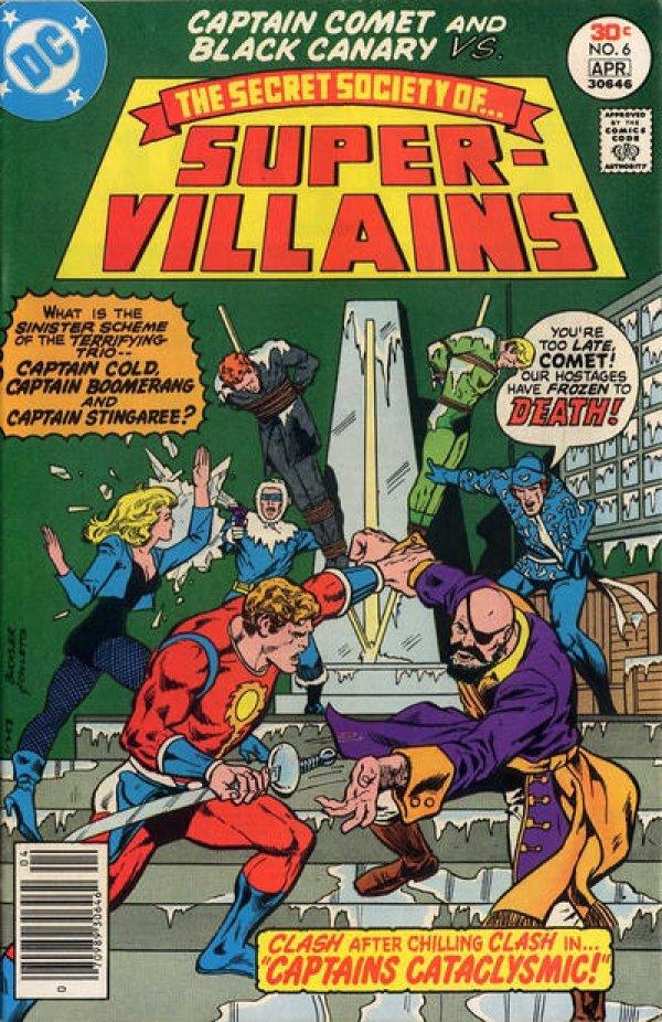 The Secret Society of Super-Villains #6