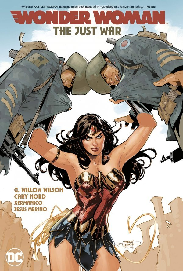 Wonder Woman Vol. 1: The Just War HC