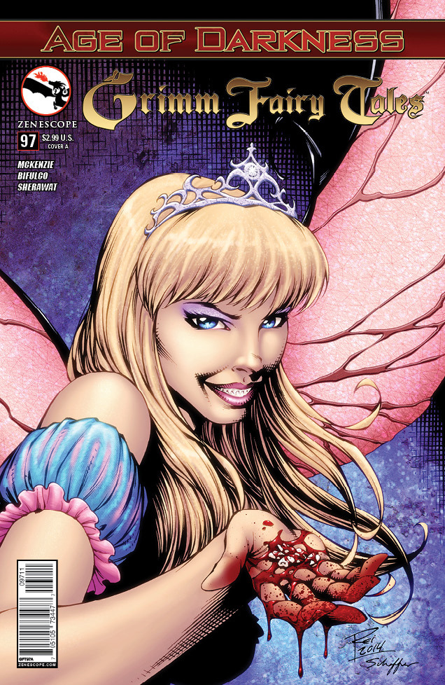 Grimm Fairy Tales #97