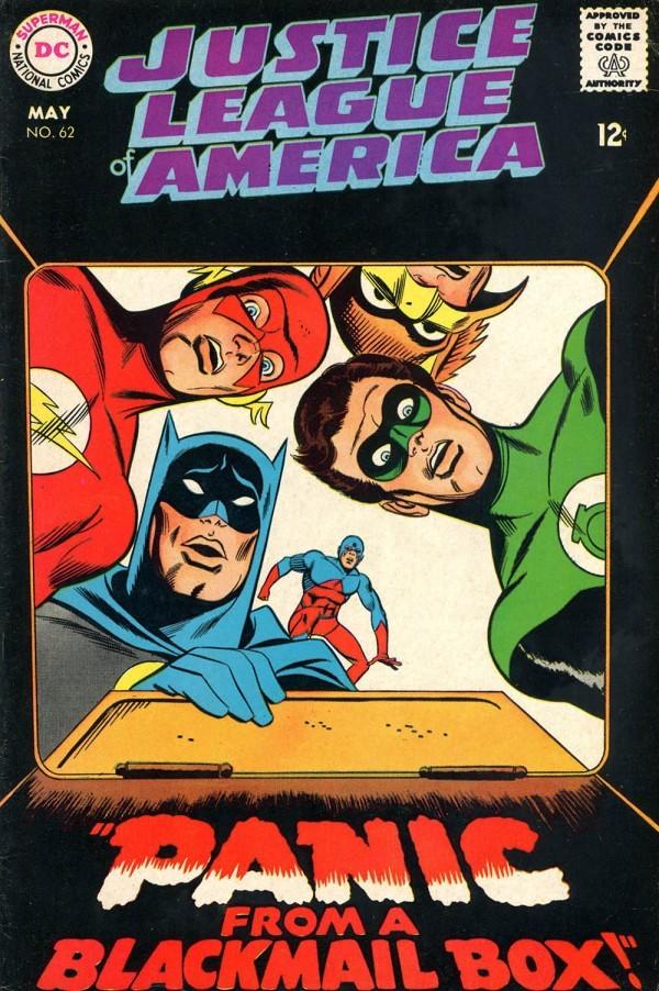 Justice League of America #62