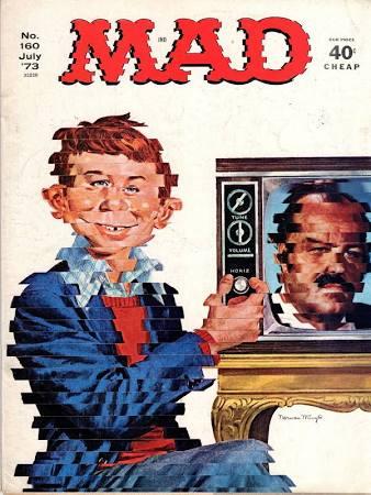 Mad Magazine #160