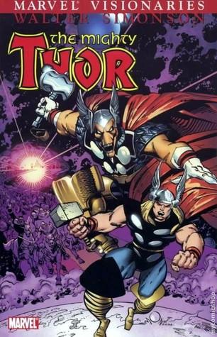 Thor Visionaries: Walter Simonson Thor Visionaries: Walter Simonson, Vol 2