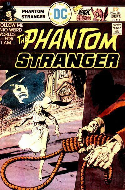 The Phantom Stranger #38