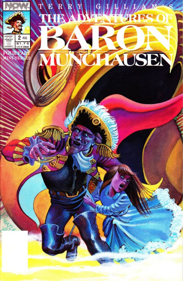 The Adventures of Baron Munchausen #2
